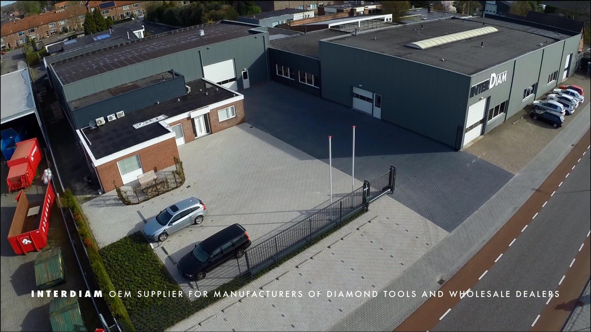 Screenshot corporate video